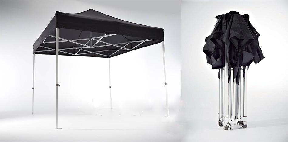 Grand choix de tente et tonnelle pliante Partyspace